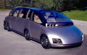 KAZ-electric-limo