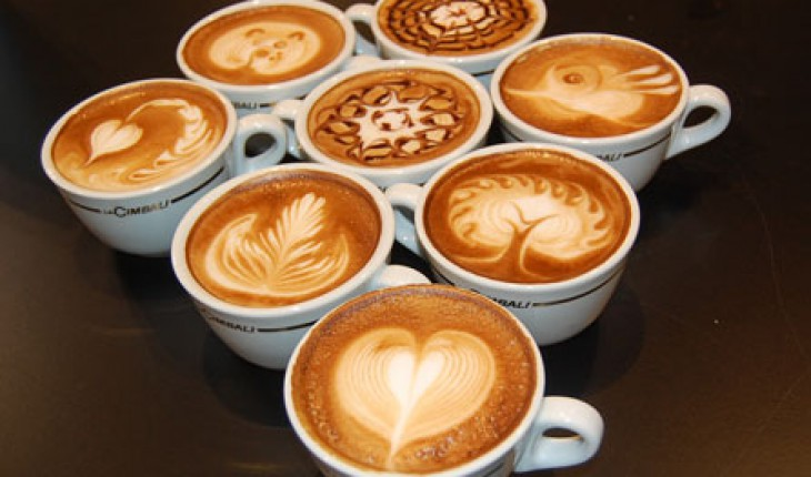 Latte Art Malovani Kavovou Penou Jako Umeni To Musite Videt