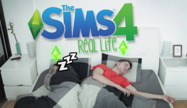 The Sims 4 In Real Life! Úplně jako v The Sims 4!