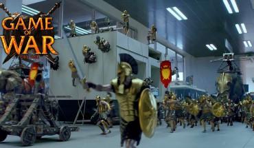 Game of War s Fire Age ukazuje, jak má vypadat dobrá mobilní reklama
