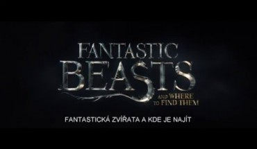 Nový film ze světa Harryho Pottera v prvním traileru