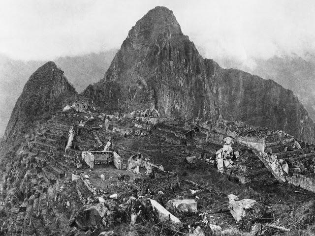 2.-First-Picture-of-Machu-Picchu